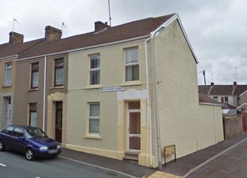 Thumbnail 3 bedroom end terrace house to rent in 2 Christopher St, Llanelli