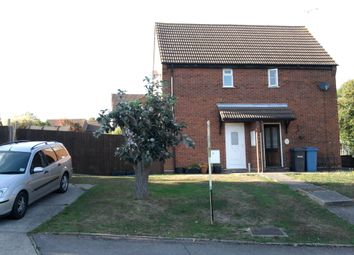 Thumbnail 1 bed town house to rent in Sycamore Close, Ipswich