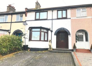 Thumbnail 3 bed terraced house to rent in Manchester Drive, Leigh-On-Sea