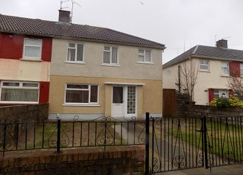 Thumbnail 3 bed semi-detached house to rent in Southville Road, Sandfields, Port Talbot.