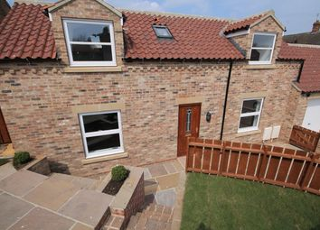 Thumbnail 2 bed detached house for sale in Front Street, Norby, Thirsk