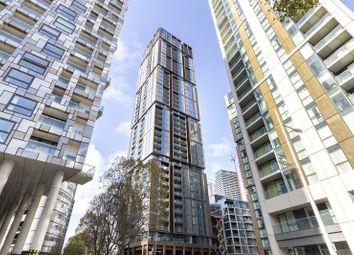 1 bed property for sale in Maine Tower, Harbour Central, Canary Wharf, London E14