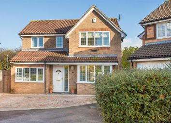 Thumbnail 4 bed detached house for sale in Carters Ride, Stoke Mandeville, Aylesbury
