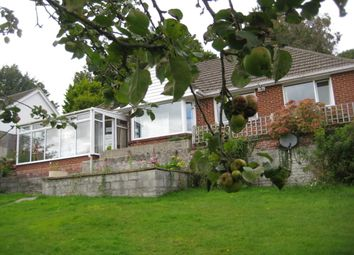 Thumbnail 3 bed detached bungalow to rent in College Road, Newton Abbot