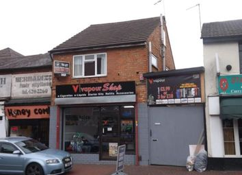 Thumbnail 2 bed flat for sale in Bearwood Road, Smethwick, West Midlands