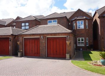 Thumbnail 4 bedroom detached house for sale in High Park Crescent, Dudley