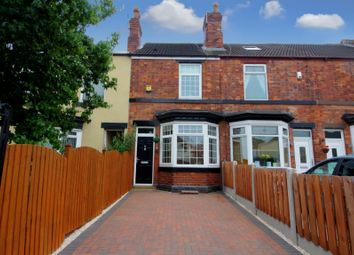 Thumbnail 2 bed terraced house for sale in Gilberthorpe Street, Rotherham