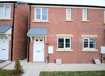 Thumbnail 2 bed semi-detached house for sale in 8 John Street Way, Barnsley
