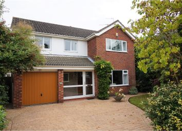Thumbnail 4 bed detached house for sale in Oakdale Drive, Cheadle
