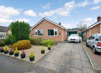 Thumbnail 2 bedroom bungalow for sale in Ash Tree Close, Oadby, Leicester