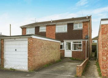 Thumbnail 3 bed semi-detached house for sale in The Venn, Shaftesbury