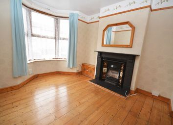 Thumbnail 3 bedroom terraced house to rent in Bassett Street, Canton, Cardiff