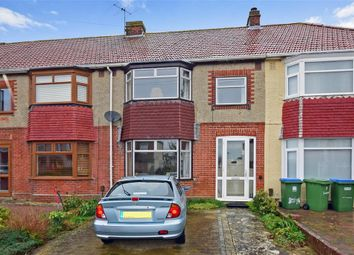 Thumbnail 3 bed terraced house for sale in Sunningdale Road, Fareham, Hampshire