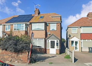 Thumbnail 4 bed semi-detached house for sale in Westfield Road, Margate, Kent