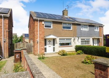 Thumbnail 3 bedroom semi-detached house for sale in Worthing Road, Corby