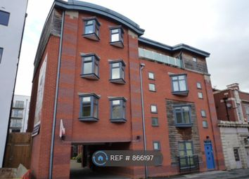 Thumbnail 1 bed flat to rent in Grosvenor Street West, Birmingham