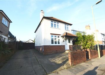 Thumbnail 3 bed detached house for sale in Rectory Road, Farnborough, Hampshire