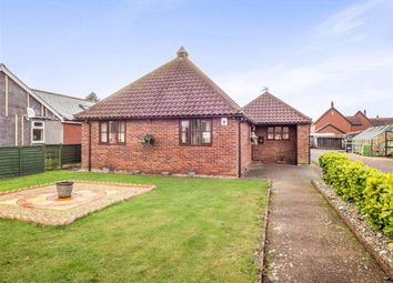 Thumbnail 3 bed detached bungalow for sale in Yaxleys Lane, Aylsham, Norwich