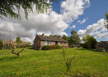 Thumbnail 3 bedroom detached bungalow for sale in Goodrich, Ross-On-Wye