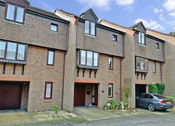 Thumbnail 2 bed town house for sale in Station Road, Pulborough, West Sussex