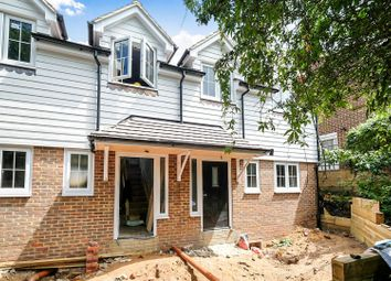 Thumbnail 3 bed semi-detached house for sale in The Burrow, Windmill Hill, Wrotham Heath, Sevenoaks, Kent