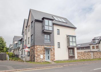 Thumbnail 4 bedroom end terrace house for sale in Glenfield Road, Plymouth