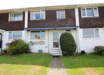 Thumbnail 3 bed terraced house for sale in Whitby Road, Milford On Sea, Lymington