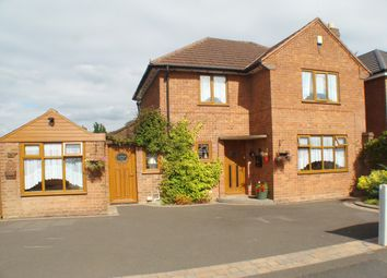 Thumbnail 3 bed detached house for sale in Beverley Road, Rubery