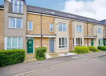 Thumbnail 4 bed town house for sale in Cromwell Drive, Hinchingbrooke Park, Huntingdon.
