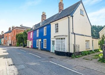 Thumbnail 2 bedroom end terrace house for sale in Bungay, Suffolk, .