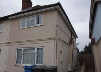 Thumbnail 1 bedroom flat to rent in Reading Road, Ipswich, Suffolk