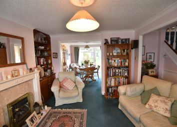 Thumbnail 3 bed semi-detached house for sale in Dowsett Lane, Ramsden Heath, Billericay