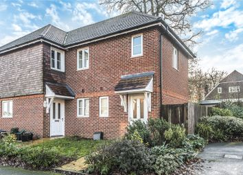 Thumbnail 1 bed semi-detached house for sale in Handyside Place, Four Marks, Alton, Hampshire