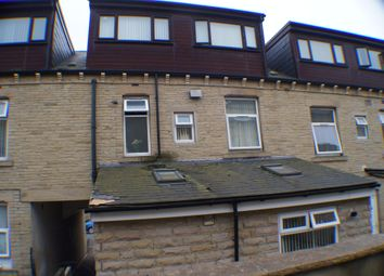 Thumbnail 4 bedroom terraced house for sale in Fearnsides Terrace, Bradford