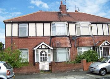 Thumbnail 4 bed semi-detached house to rent in Gladstone Street, Blyth