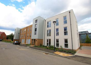 Thumbnail 2 bed flat to rent in Hawker Drive, Addlestone