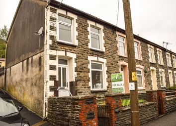 Thumbnail 3 bed end terrace house to rent in Fenwick Street, Pontygwaith