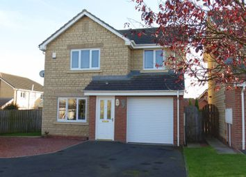 Thumbnail 3 bed detached house for sale in Chevington Green, Hadston, Morpeth