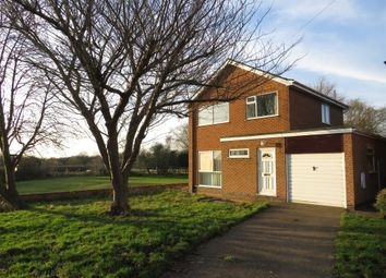 Thumbnail 3 bed detached house for sale in Marlborough Road, Breaston, Derby