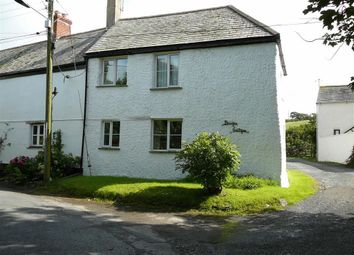 Thumbnail 2 bed semi-detached house to rent in Diddies Lane, Stratton, Bude, Cornwall