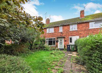 Thumbnail 3 bed terraced house for sale in Redbourne Drive, Lincoln
