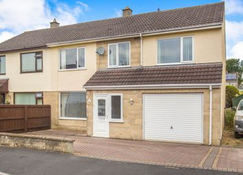 Thumbnail 5 bed semi-detached house for sale in Churchill Road, Frome