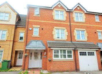 Thumbnail 4 bed town house for sale in Hampton Chase, Prenton, Merseyside