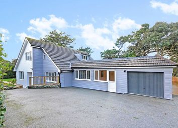 Thumbnail 6 bed detached house for sale in Bishops Hill Road, New Polzeath, Wadebridge