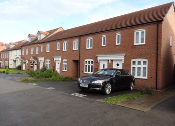 Thumbnail 2 bed end terrace house to rent in Wharf Lane, Solihull