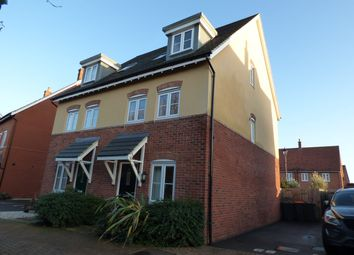 Thumbnail 4 bed semi-detached house for sale in Hilton Close, Kempston, Bedford