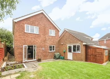 Thumbnail 4 bed detached house for sale in Elm Way, Sawtry, Huntingdon