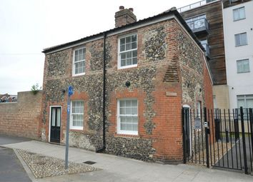 Thumbnail 2 bed cottage for sale in 211-213 King Street, Norwich, Norfolk