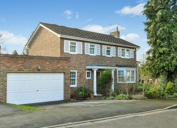 Thumbnail 4 bed detached house for sale in Chantry Close, Ashtead