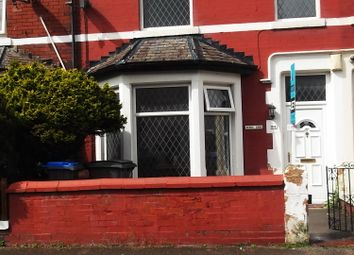 Thumbnail 4 bed terraced house to rent in St Heliers, Blackpool
